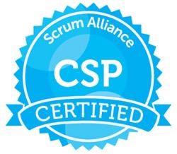 Agile Lounge - CSP Certified